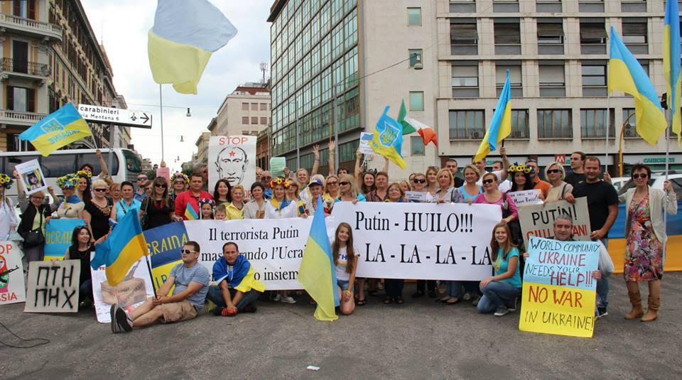 Работа в италии для украинцев